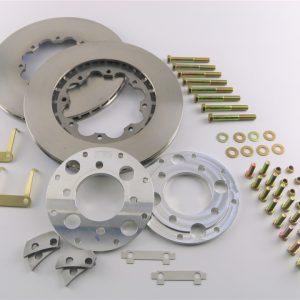 Jaguar Rear Brake Conversion Kit
