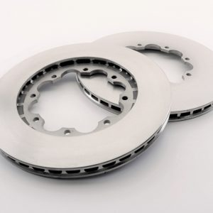 Jaguar Rear Rotor Replacements