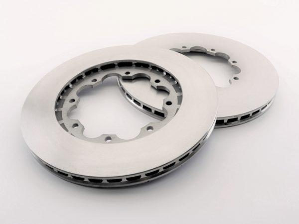 Jaguar Rear Rotor Replacements